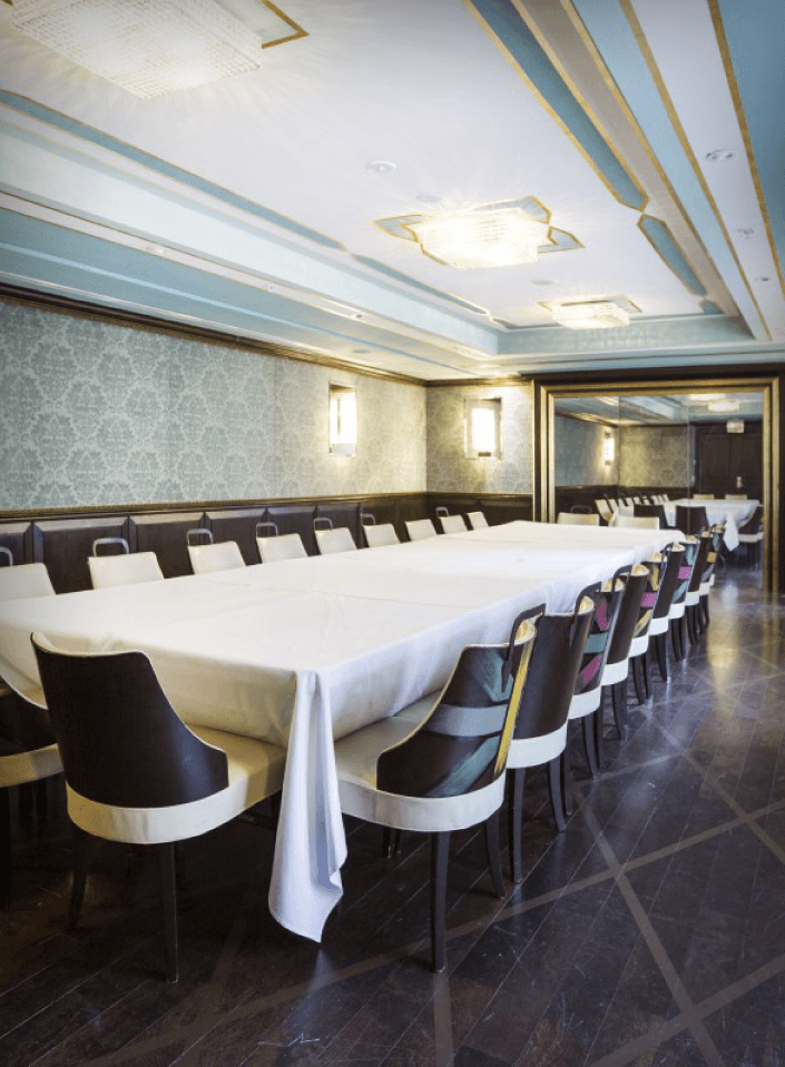 Events at Windsor Arms Hotel St. Thomas Room