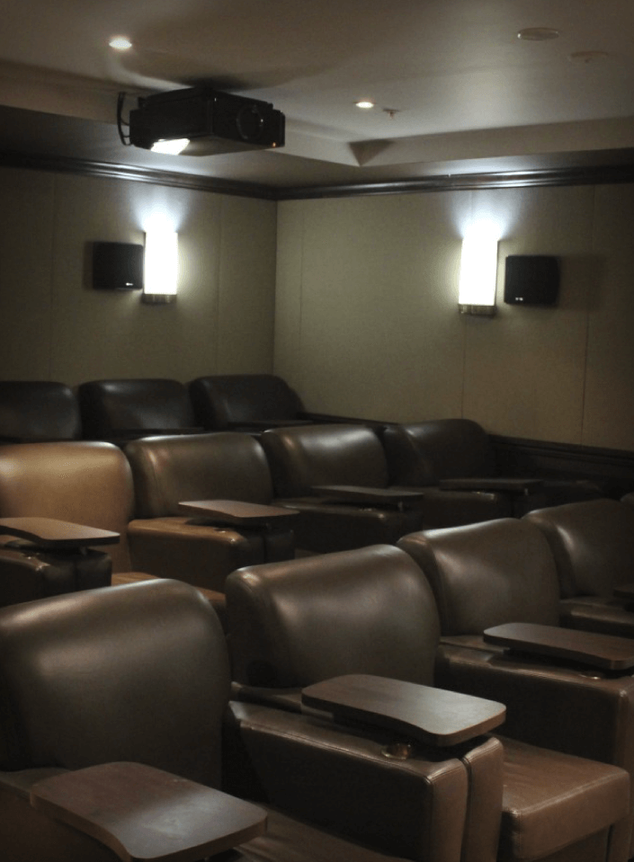 Events at Windsor Arms Hotel Screening Room