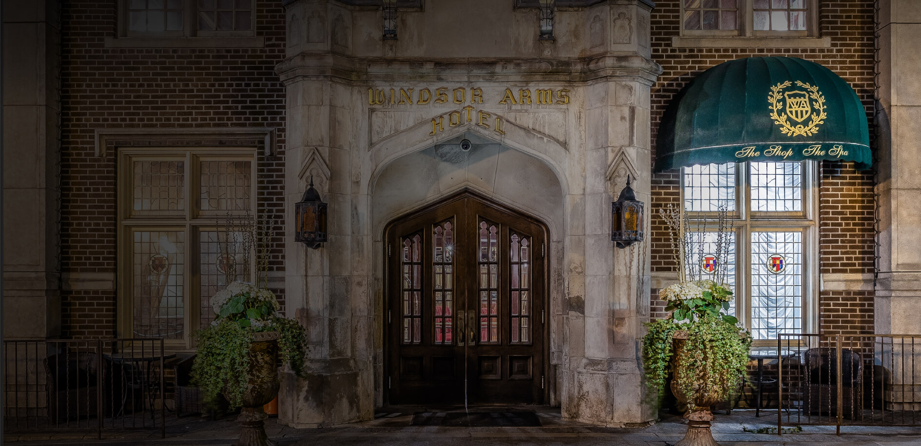 Windsor Arms Hotel Toronto