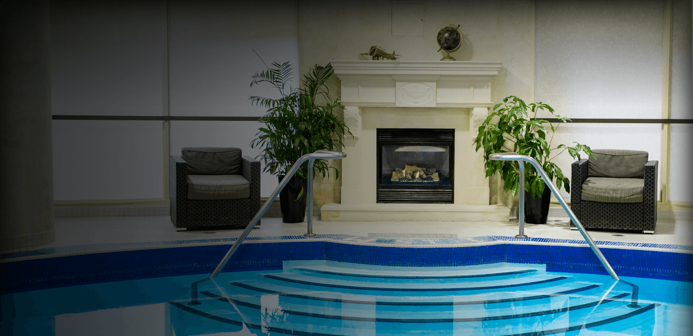 Spa and Pool at The Windsor Arms Hotel